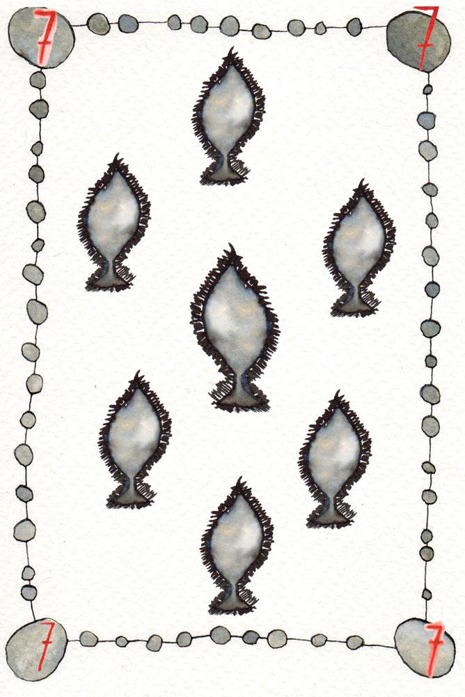 7 of spades