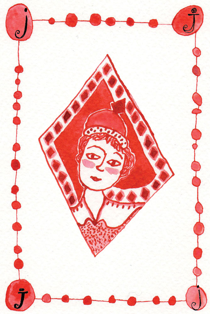 j of diamonds