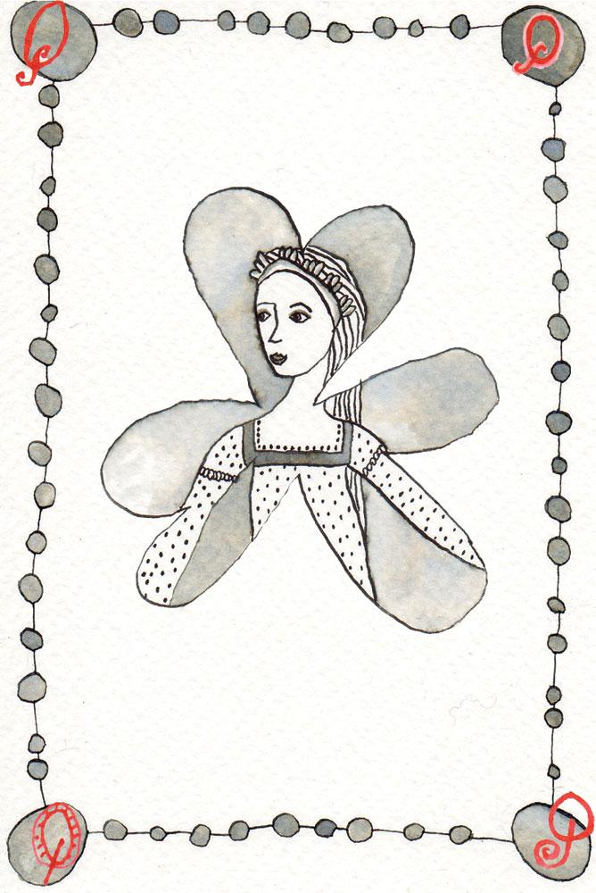 Queen of clovers